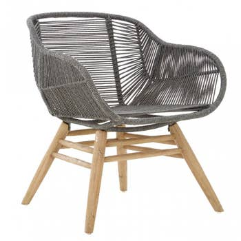 Temple Rope Armchair