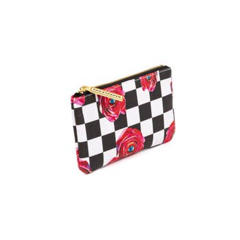 Roses Coin Case