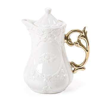 I-Wares Gold Teapot