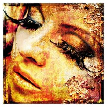 Golden Beauty AluArt