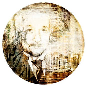 Einstein AluArt