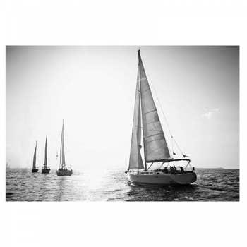 Sailing Ship Yachts AluArt