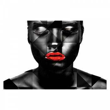 Red Lips AluArt