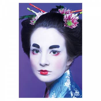 Chinese Girl AluArt