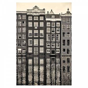 Amsterdam Sights Wall Art