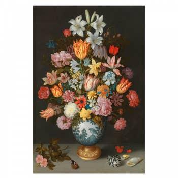 Flowerbasket AluArt