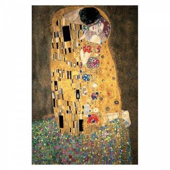 Klimt The Kiss AluArt