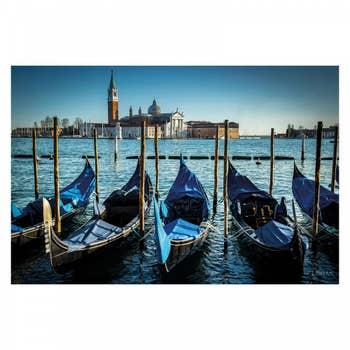 Venice Gondola AluArt