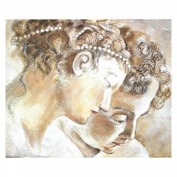 Two Women AluArt