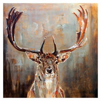 Dambok Deer Wall Art