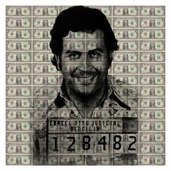 Dollars Pablo Wall Art