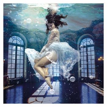 Water Woman Wall Art no. 3