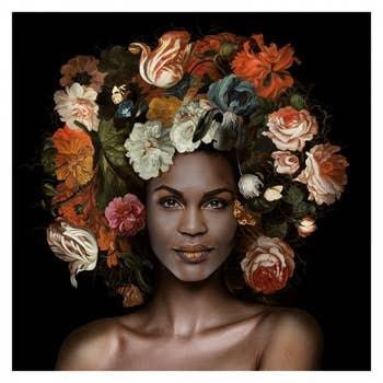 Flower Power no. 3 Wall Art