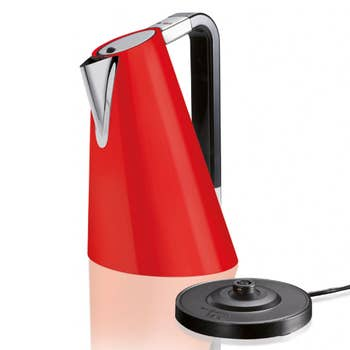 Vera Easy Kettle Red