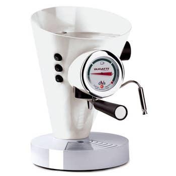 Diva Coffee Machine White