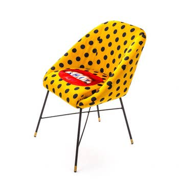 Shit Padded Chair