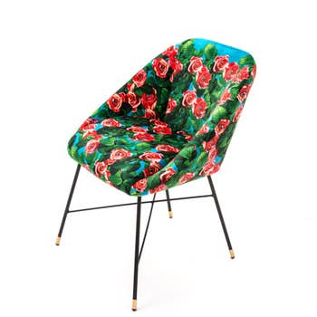 Roses Padded Chair