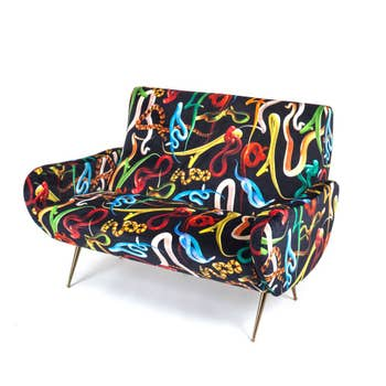 Snakes Two Seater Sofa