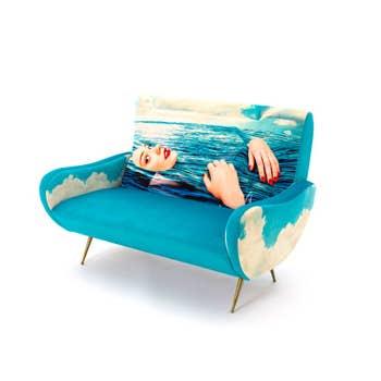 Sea Girl Two Seater Sofa