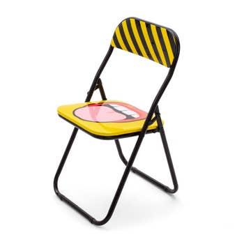 Tongue Folding Chair