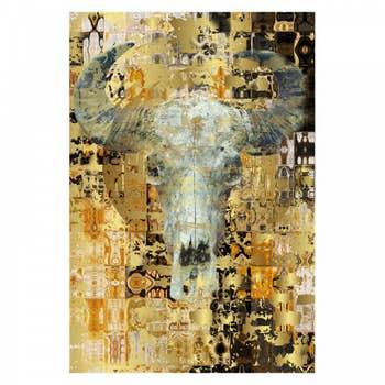Skull Wall Textile