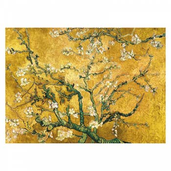 Yellow Blossom Wall Textile