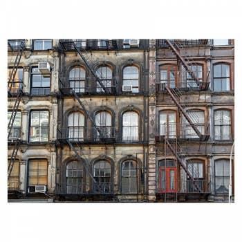 Manhattan Lofts Wall Textile