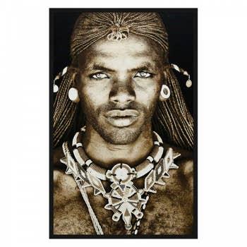 Gobelins Art Samburu Warrior