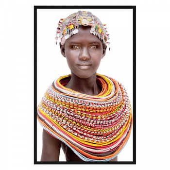 Gobelins Art Samburu Girl