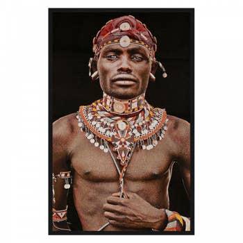 Gobelins Art Samburu Man