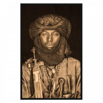 Gobelins Art Dawo Fulani Tribe