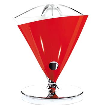 Vita Chrome Juicer Red