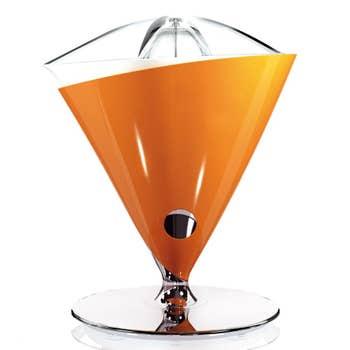Vita Chrome Juicer Orange