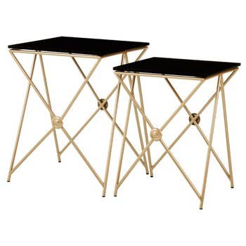 Itasy Side Table Set of 2