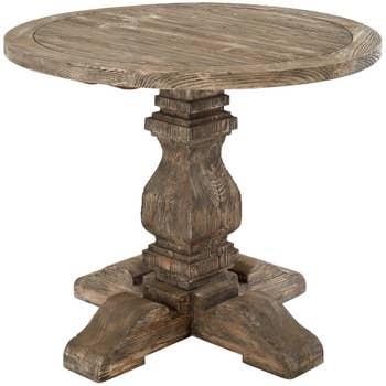 Adige Round Dining Table