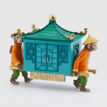 Monkey Decorative Box