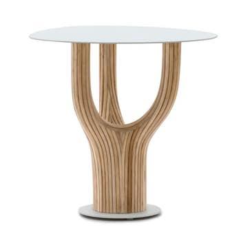 Acacia Side Table