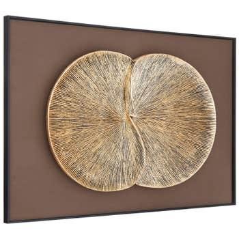 Ancona Wood Panel Wall Art