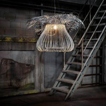 Anemone Ceiling Light