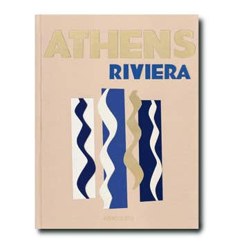 Athens Riviera Travel Book
