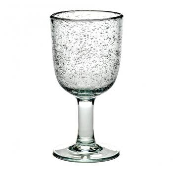Pure White Wine Glass Set of 4