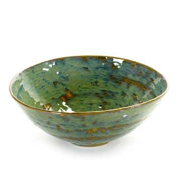 Pure Salad Bowl Large Green