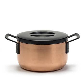 Base Casserole Pot Copper