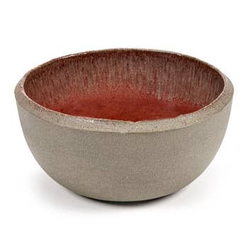 Patch Red Bowl
