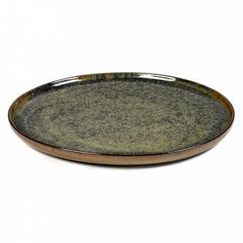 Plate Surface M Indi - Set of 4