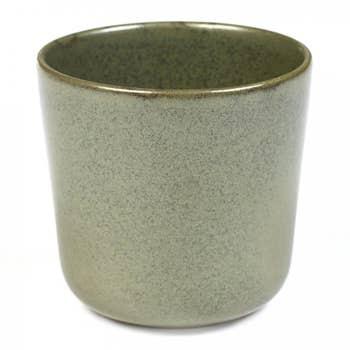 Mug without Handles Camo - Set of 4
