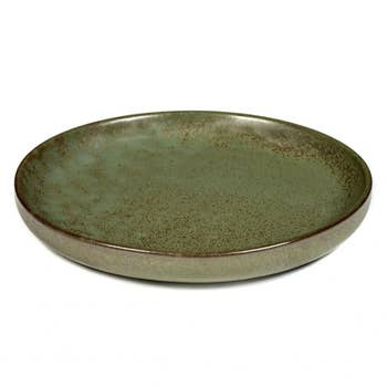 Olive Plate Surface Indi - Set of 4