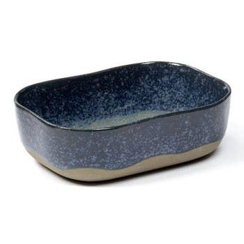 Merci Deep Plate Blue/Grey