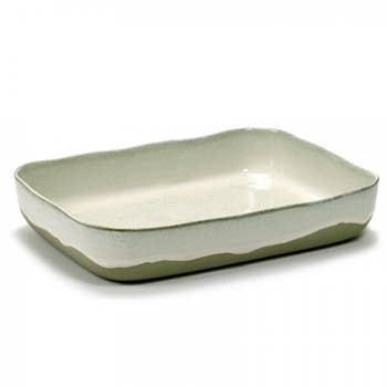 Merci Oven Dish White
