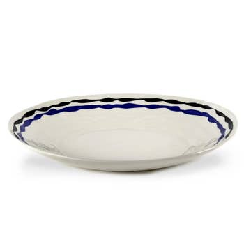 Plate ISA Waves